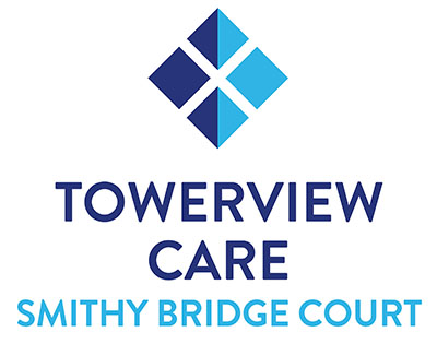 Towerview Building Logos